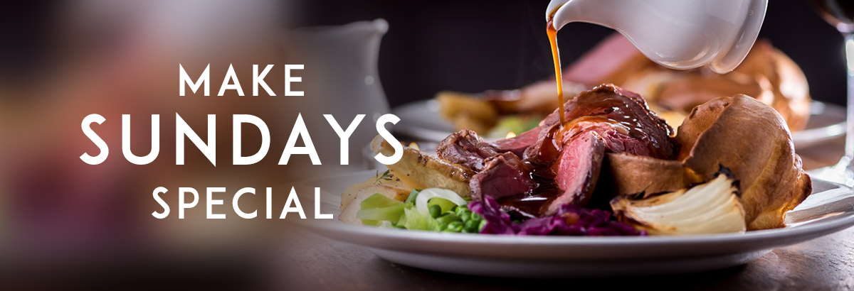 Special Sundays at The Eagle
