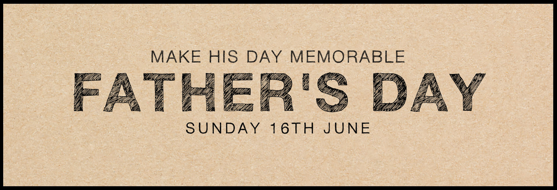 Father's Day at The Eagle