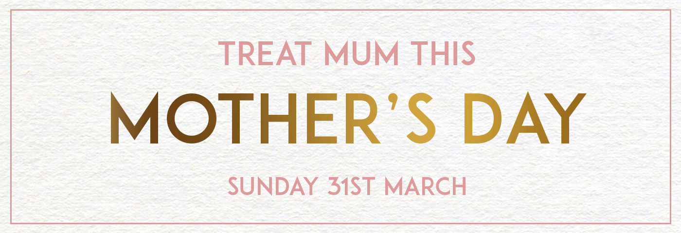 Mother's Day at The Eagle